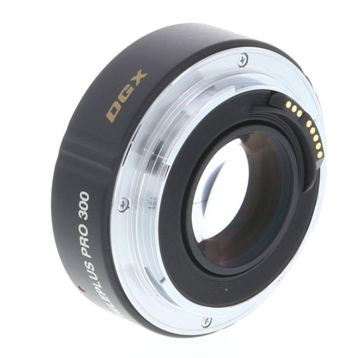 Kenko TELEPLUS Pro 300 DGX 1.4X Teleconverter for Canon EF Mount