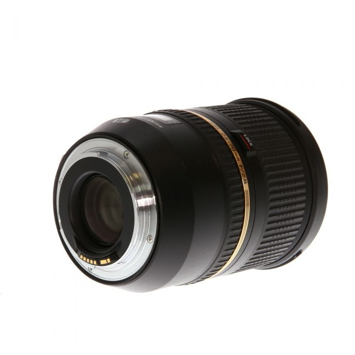 Tamron SP 24-70mm f/2.8 DI VC USD Lens for Canon EF-Mount {82} A007