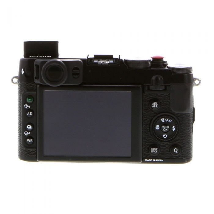 Fujifilm X20 Digital Camera, Black {12MP}