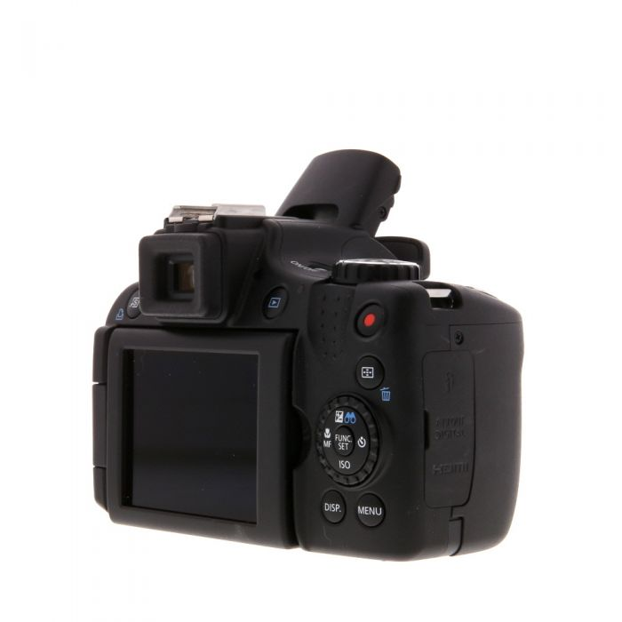 Canon Powershot SX50 HS Digital Camera, Black {12.1 M/P}