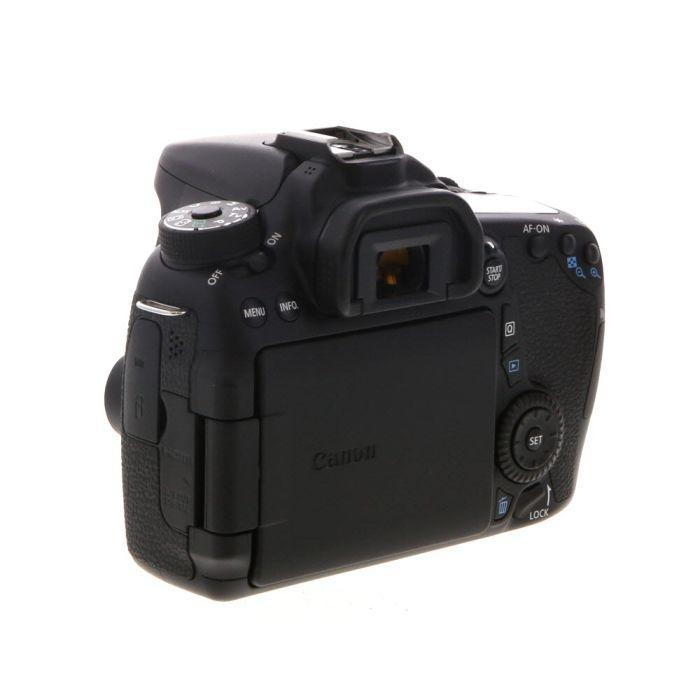 Canon EOS 70D (W) DSLR Camera Body {20.2MP}