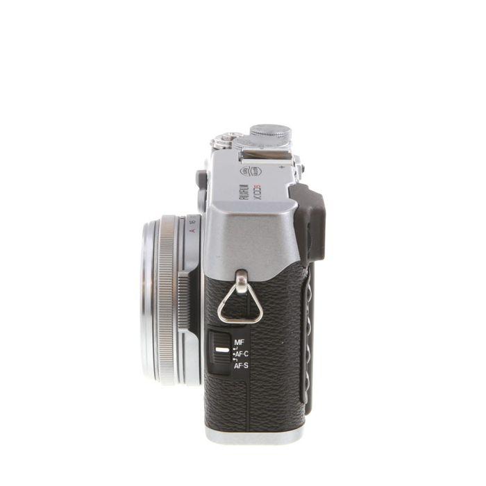 Fujifilm X100S Digital Camera, Silver {16.3MP}
