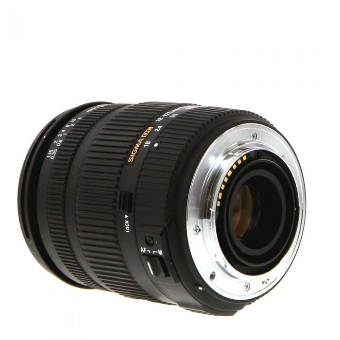 Sigma 18-125mm f/3.8-5.6 DC HSM Lens for Sony Alpha {67}