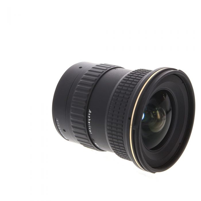 Tokina AT-X Pro 11-16mm F/2.8 IF DX SD II EF-Mount Lens for Canon APS-C DSLR {77}