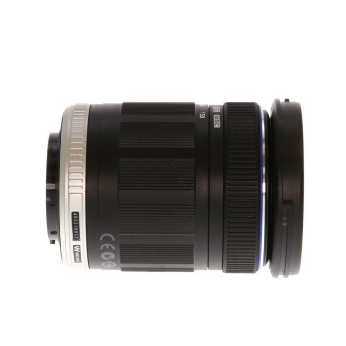 Olympus 40-150mm F/4-5.6 M.Zuiko ED MSC Black Autofocus Lens For Micro Four Thirds System {58}
