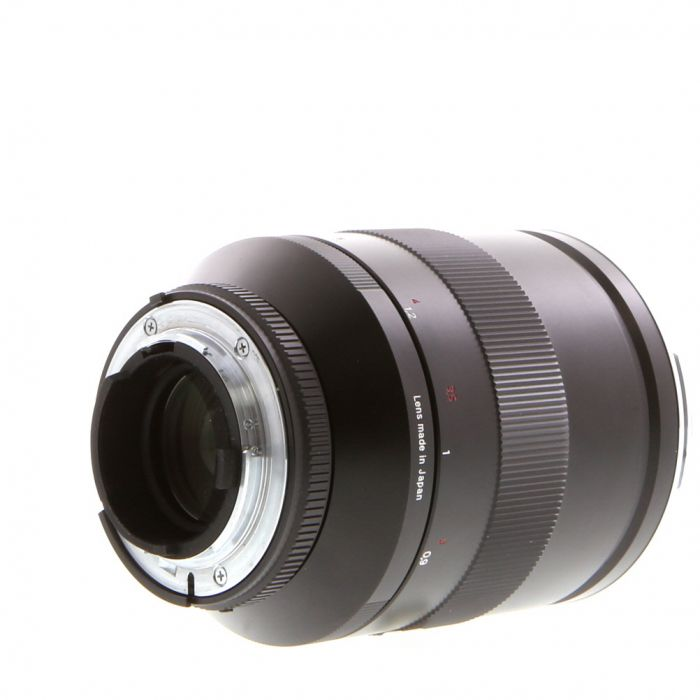 Zeiss 135mm F/2 APO Sonnar ZF.2 T* (With CPU Contacts) AIS Manual Focus Lens For Nikon {77}