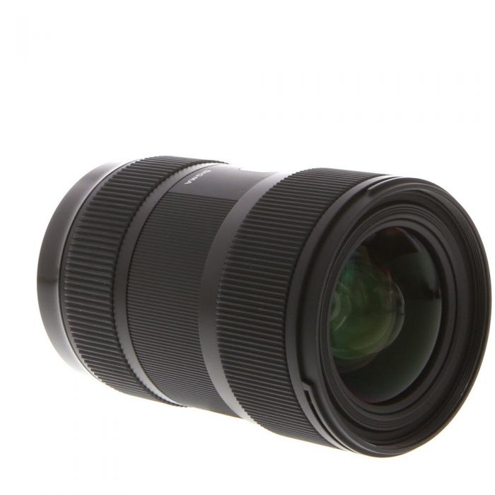 Sigma 18-35mm f/1.8 DC HSM A (Art) EF-Mount Lens for Canon APS-C DSLR {72}