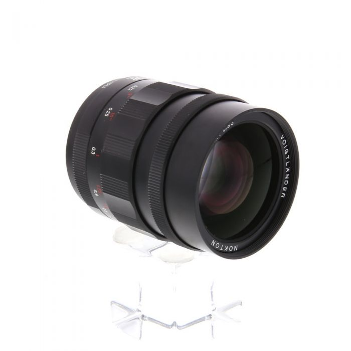 Voigtlander 25mm F/0.95 Nokton Manual Focus Lens For Micro Four Thirds System {52}