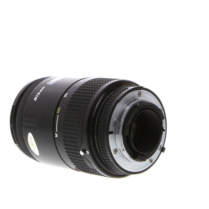 Nikon Nikkor 35-135mm F/3.5-4.5 Macro Early (with Focus Scale Window) 2-Touch Autofocus Lens {62}