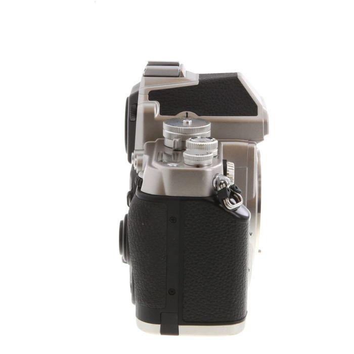 Nikon DF DSLR Camera Body, Silver {16MP}