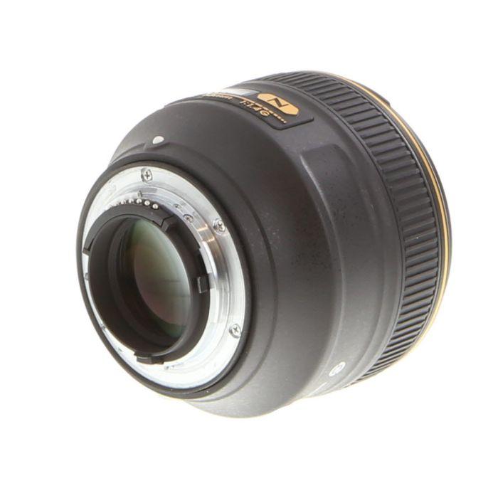Nikon Nikkor 58mm F/1.4 G AF-S AF Lens {72}