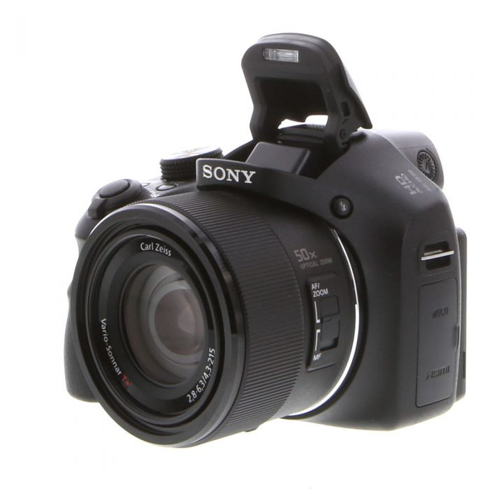 Sony Cyber-Shot DSC-HX300 Digital Camera, Black {20.4 M/P}