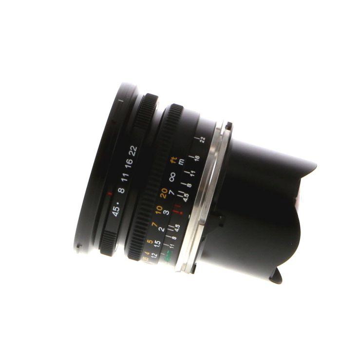 Mamiya 43mm F/4.5 N L Lens For Mamiya 7, With Gray Finder {67}