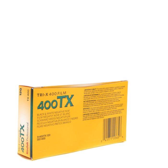 Kodak TX-120 Tri-X 120 Propack (5 Rolls) Black & White Negative Film