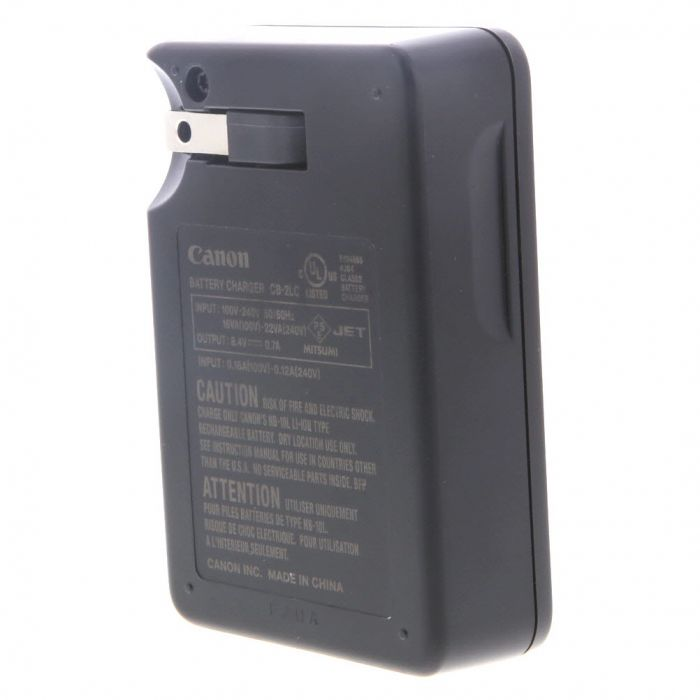 Canon Battery Charger CB-2LC (NB-10L)