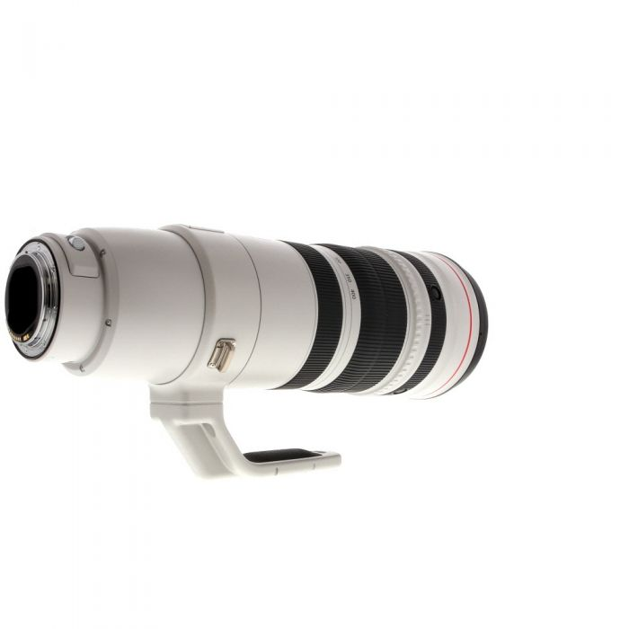 Canon 200-400mm f/4 L IS USM EF Mount Lens {52 Drop-In Gel} with Built-In 1.4x Extender