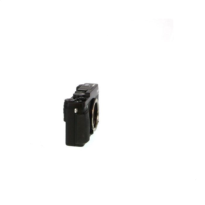 Fujifilm X-E2 Mirrorless Digital Camera Body, Black {16.3MP}