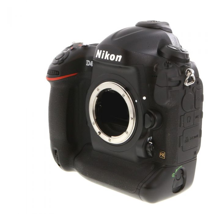 Nikon D4S DSLR Camera Body {16.2 MP}