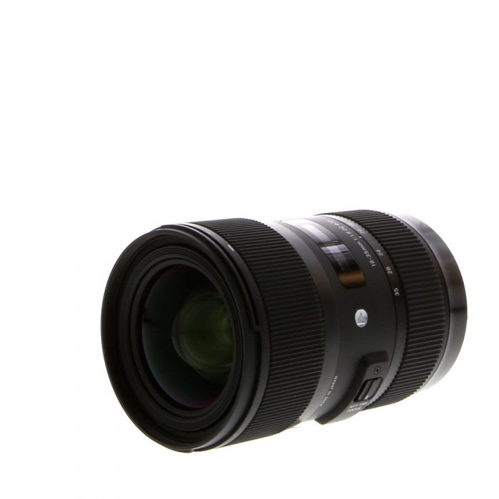 Sigma 18-35mm f/1.8 DC HSM A (Art) Lens Dedicated Only for Sigma SA {72}