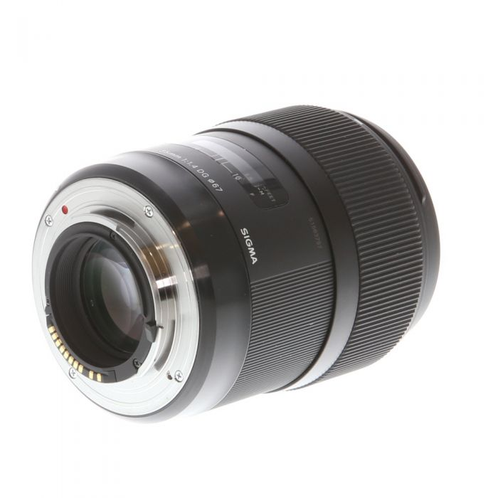 Sigma 35mm f/1.4 DG HSM A (Art) Lens Dedicated Only for Sigma SA {67}