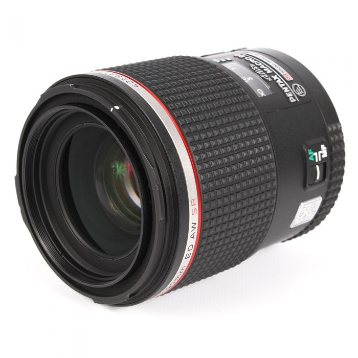 Pentax 90mm F/2.8 HD D FA Macro ED AW SR Lens For Pentax 645 System {67}