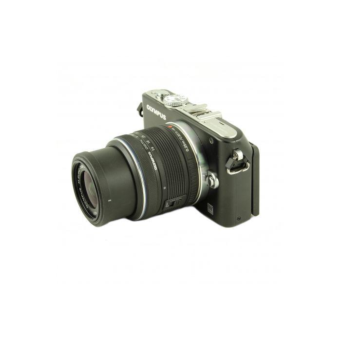 Olympus PEN E-PL3 Digital Camera, Black with 14-42mm M. Zuiko MSC II R Lens {12.3MP}