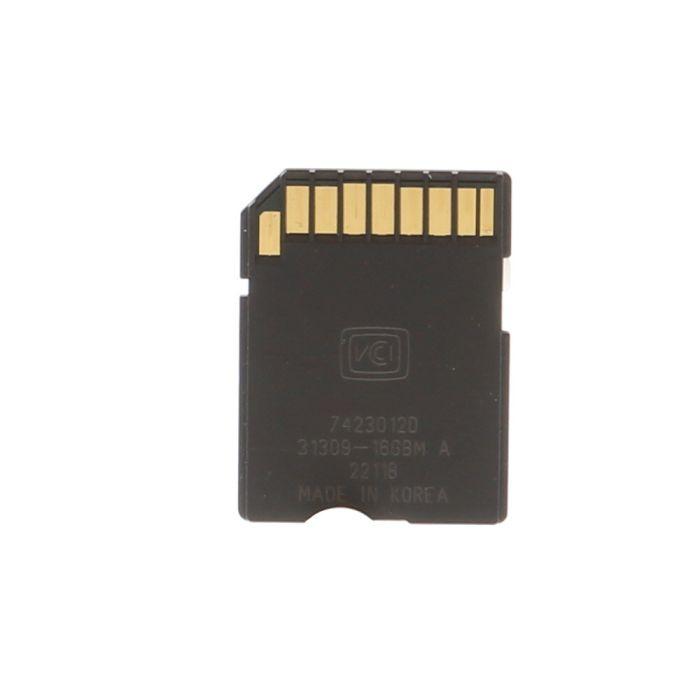 Lexar 16GB Class 10 100X Platinum II SDHC Memory Card