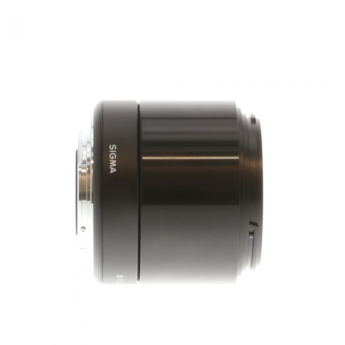 Sigma 60mm f/2.8 DN A (Art) AF Lens for Micro Four Thirds System (M4/3), Black {46}
