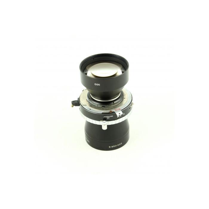 Rodenstock 180mm f/4.5 Rotelar Graflex B Synchro-Compur (34MT) 2x3 Lens