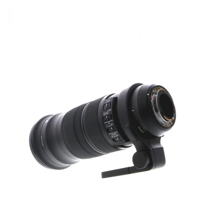 Sigma 120-300mm F/2.8 DG OS HSM S (Sports) Lens For Canon EF-Mount {105}