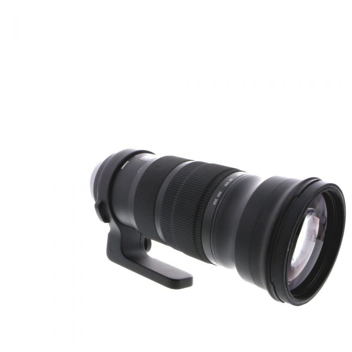 Sigma 120-300mm F/2.8 DG OS HSM S (Sports) Lens For Canon EF Mount {105}