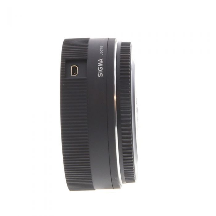 Sigma USB Dock UD-01EO With USB Cable, For Canon Mount Sigma Lenses