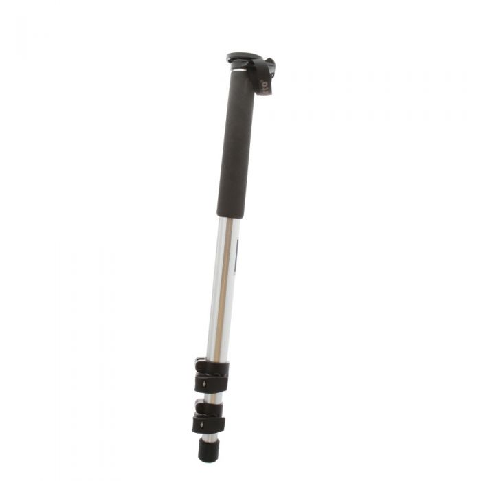 Manfrotto 681 Monopod, Chrome, 26.4-63.4\