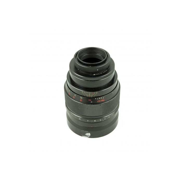 Vivitar 135mm F/1.5 Professional Preset T-Mount Lens For Canon Manual Focus Without Tripod Collar {95}
