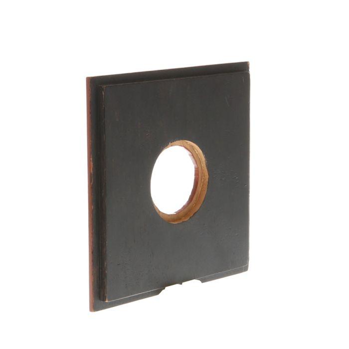 Wista Field 8X10 42mm Mount Hole, Wood (140x140mm) Lens Board