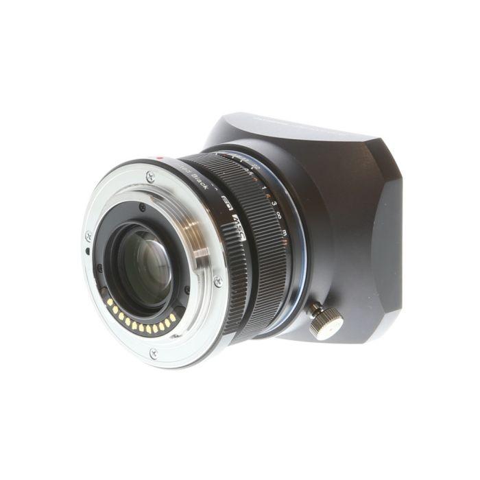 Olympus 12mm F/2 M.Zuiko ED MSC Limited Edition Black Autofocus Lens For Micro Four Thirds System {46}