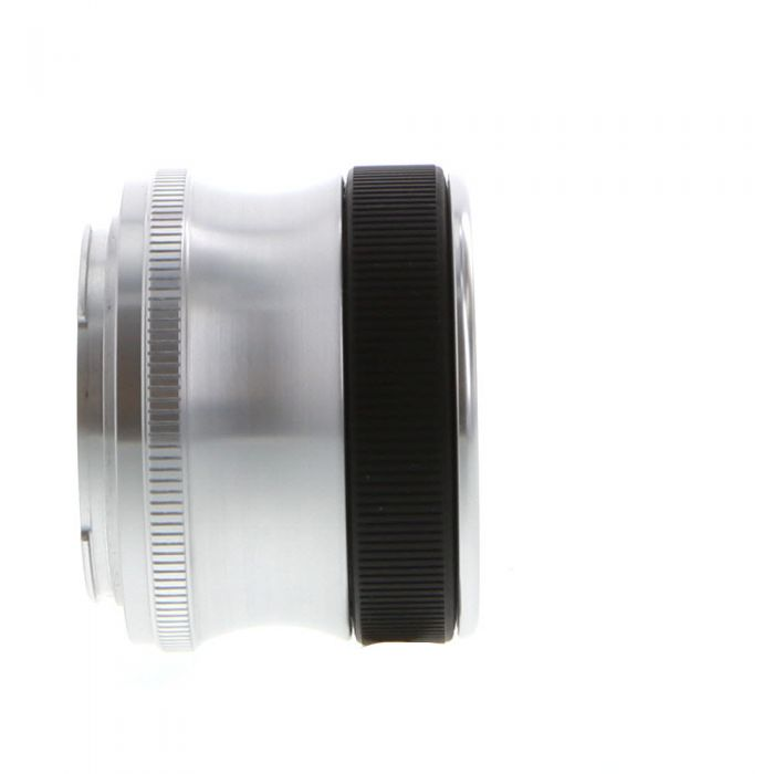Lensbaby Scout for Canon EOS EF-Mount, Silver (Requires Optic)