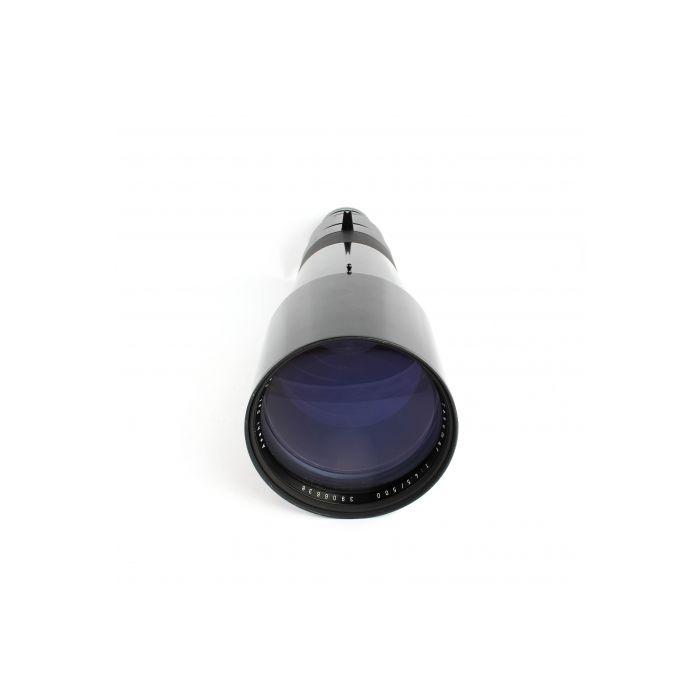 Pentax 500mm F/4.5 Takumar Breech Lock (Manual Aperture) Lens For Canon Manual Focus {58}