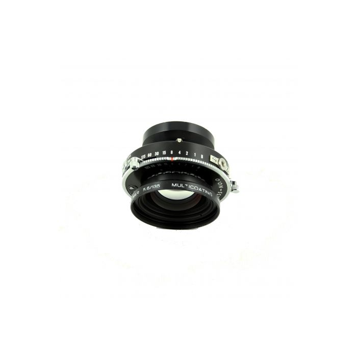 Schneider 135mm f/5.6 APO-Symmar MC  Press B Copal 0 (35MT) 4x5 Lens