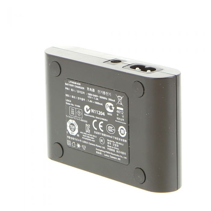 Leica Battery Charger BC-SCL2 14494 (for BP-SCL2)