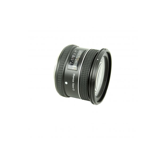 Mamiya 35mm F/3.5 Sekor D Lens For Mamiya 645AF Series & Phase One {77}