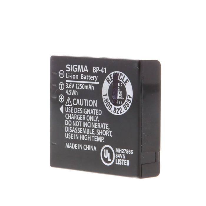 Sigma Battery BP-41 (DP1/2 Merrill)