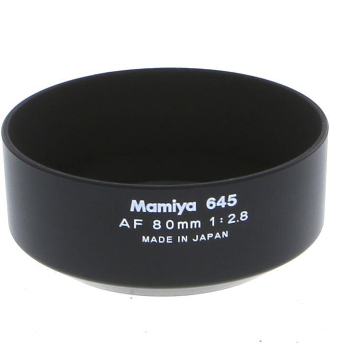 Mamiya 645AF 80mm F/2.8 D AF (610-620) Lens Hood