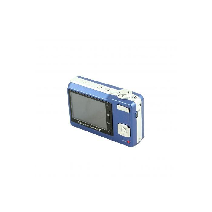 Kodak CD80 Blue,  Digital Camera (Camera Only) {10MP}