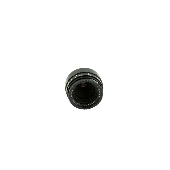 Robot 30mm F/3.5 Xenagon Black Screw Mount Lens