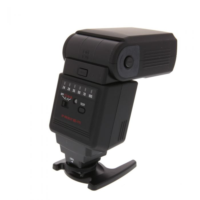 Sigma EF-610 DG ST STTL Flash For Sigma Cameras [GN61M] {Bounce, Swivel, Zoom}