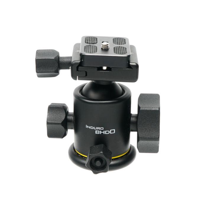 Induro BHD0 Ball Head (Arca Style), Black Tripod Head