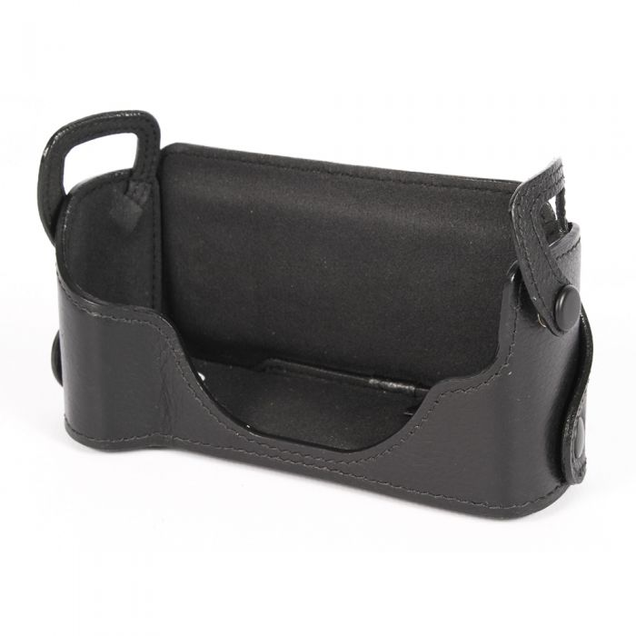 Panasonic G Half Case , Black, Imprinted \