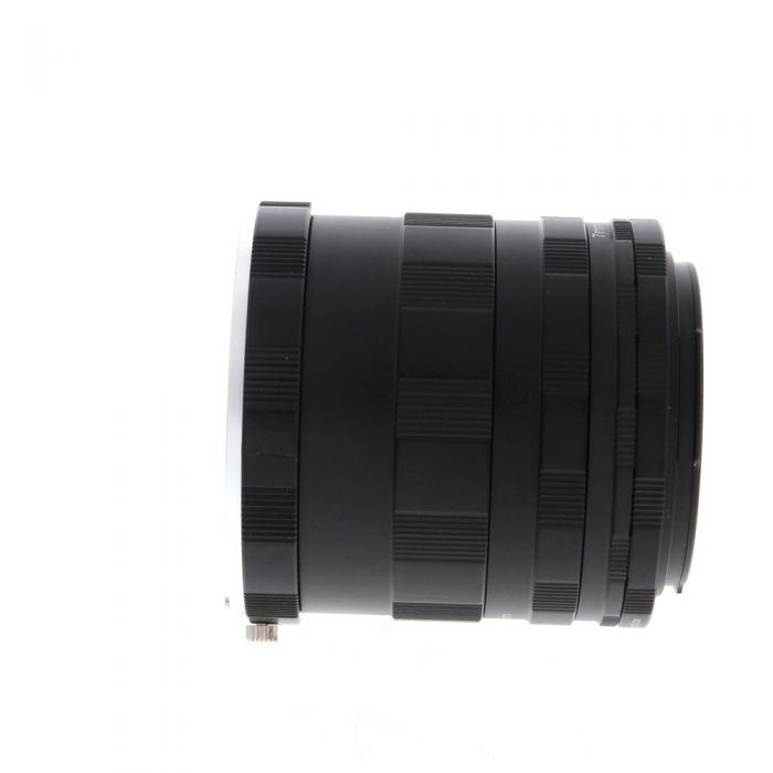 Fotodiox Extension Tube Set 7,14,28 Manual Without Electrical Contacts, for Canon EOS EF/EF-S Mounts