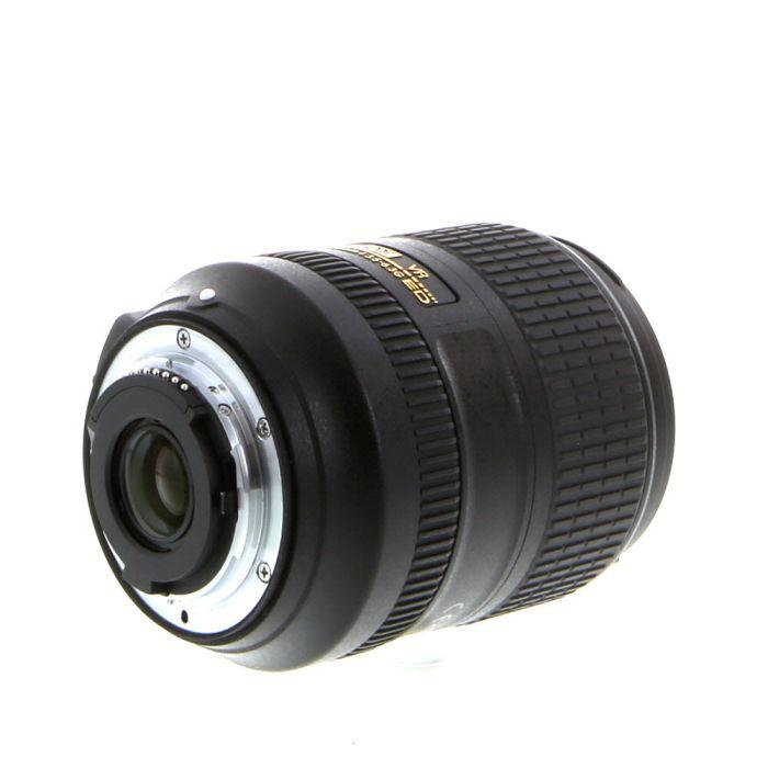 Nikon AF-S DX Nikkor 18-300mm f/3.5-6.3 G ED IF VR Autofocus Lens for APS-C Sensor DSLR, Black {67}